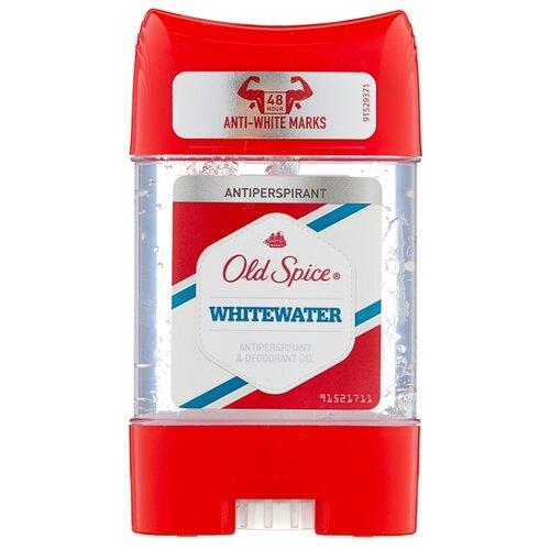 Антиперспирант гель Old Spice WhiteWater, 70 мл антиперспирант аэрозольный odor blocker old spice 150 мл
