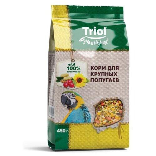 Triol корм Original для крупных попугаев 450 г