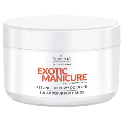 Farmona Professional Скраб для рук Exotic Manicure, 300 г