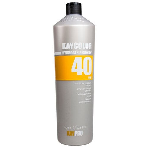 KayPro Kay Color окислительная эмульсия, 12%, 1000 мл