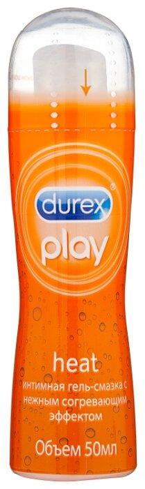 Гель-смазка Durex Play Heat с согревающим эффектом