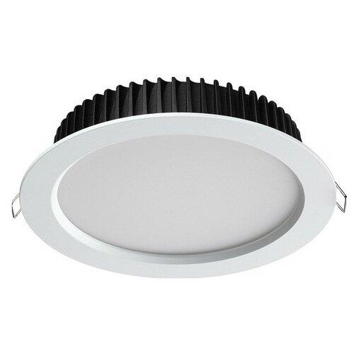 Встраиваемый светильник Novotech Drum 358304 встраиваемый светодиодный светильник novotech drum 357604