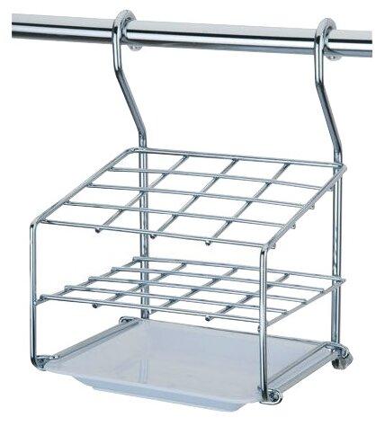 Подставка для столовых приборов Esprado Platinos 0011520E215 15х14,9х22,2 см
