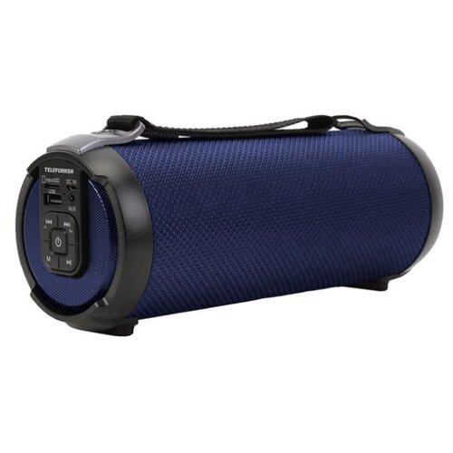 Портативные аудиосистемы TELEFUNKEN TF-PS1243B(темно-синий)