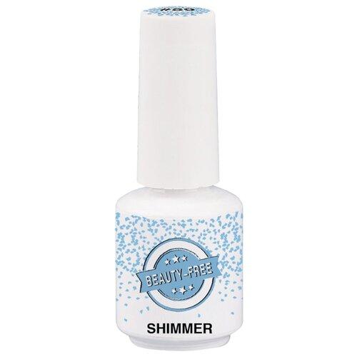 Купить Гель-лак для ногтей Beauty-Free Shimmer, 8 мл, небесно-голубой