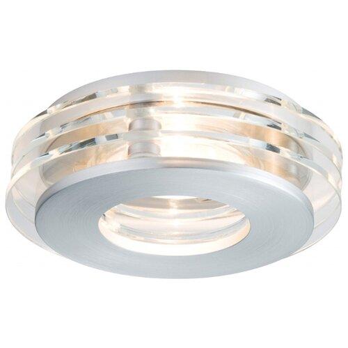 Встраиваемый светильник Paulmann 92728 3 шт. встраиваемый светильник paulmann 92765 3 шт