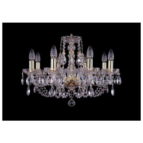 Люстра Bohemia Ivele Crystal 1406 1406/8/195/G, E14, 320 Вт люстра bohemia ivele crystal 1716 8 8 4 265b gb