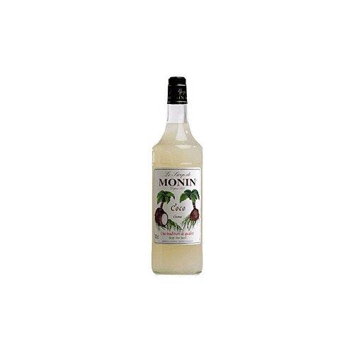 Сироп Monin Кокос 1 л сироп sweetfill кокос 0 5 л