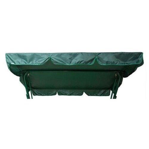 Тент Мебельторг для качелей Палермо-Премиум (ТК514/ТК77) зеленый