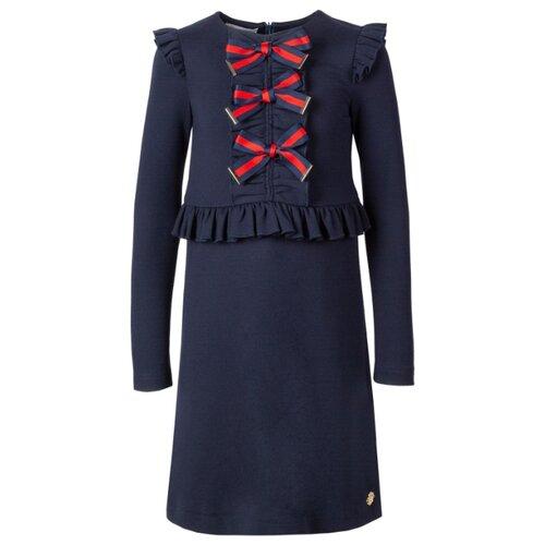 Платье Stefania Pinyagina размер 110, синий