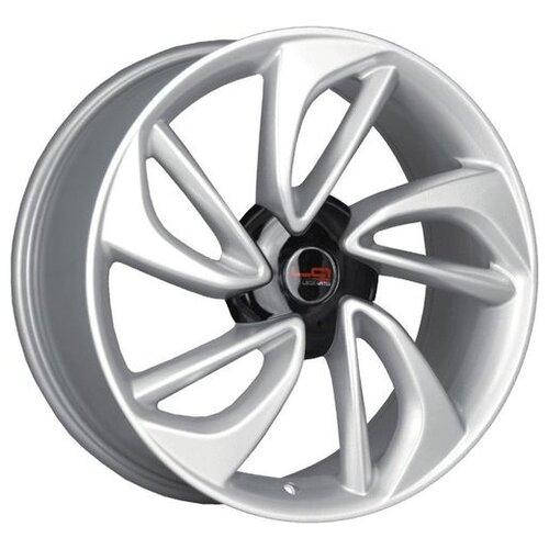 Фото - Колесный диск LegeArtis GM522 7x17/5x105 D56.6 ET42 Silver колесный диск legeartis gm530 7x17 5x105 d56 6 et42 mbf