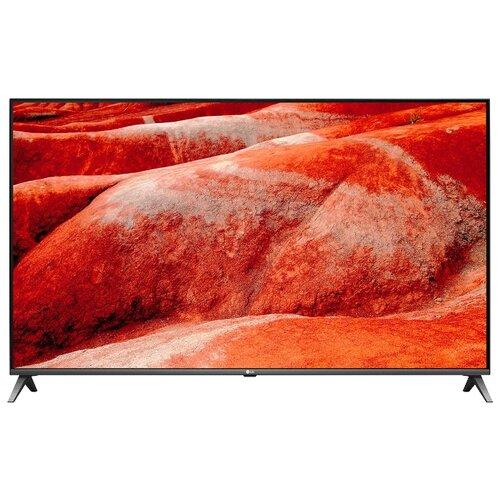 Телевизор LG 55UM7510 черный/серый металлик