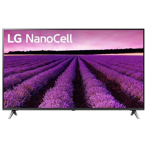 Фото - Телевизор NanoCell LG 55SM8050 55 (2019) черный телевизор