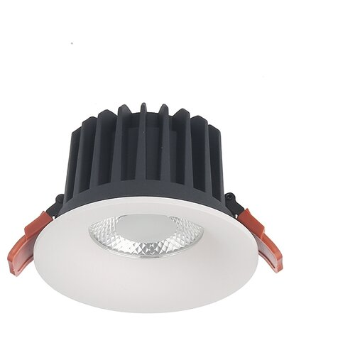 Встраиваемый светильник Donolux DL18838/16W WHITE R DIM 4000K встраиваемый светильник donolux ritm dl18891 24w white r dim