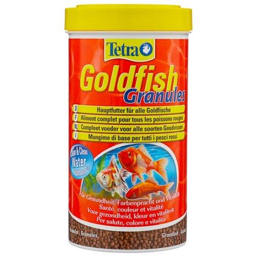 Сухой корм для рыб Tetra Goldfish Granules 500 мл