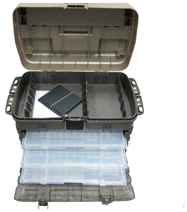 Ящик для рыбалки PLANO 7592-01 52.7х27.9х38.7см