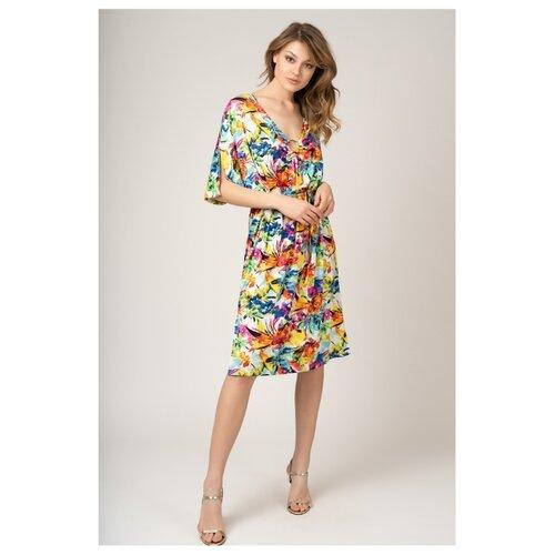 Пляжное платье Laete размер L(48) белый