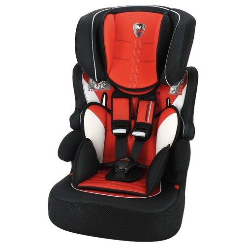 Купить Автокресло группа 1/2/3 (9-36 кг) Nania I-Max SP Racing, red, Автокресла