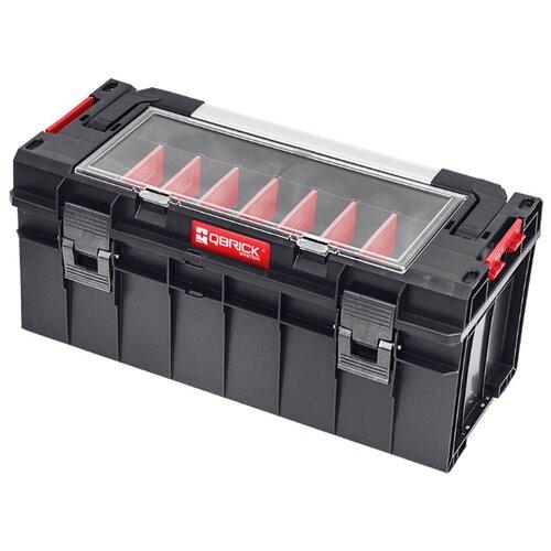 Ящик с органайзером Patrol QS Pro 600 54.5x27x24.6 см черный