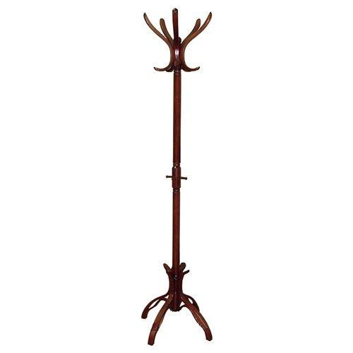 Напольная вешалка Мебелик В 12Н темно-коричневый по цене 4 643