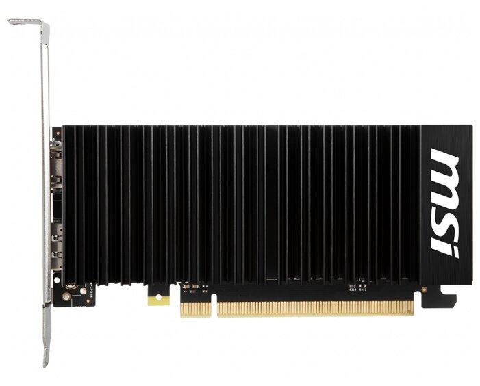 Видеокарта MSI GeForce GT 1030 1189MHz PCI-E 3.0 2048MB 2100MHz 64 bit HDMI DisplayPort HDCP Silent