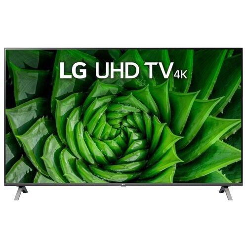 Фото - Телевизор LG 65UN80006 65 (2020), темный титан телевизор lg 50un80006 50 2020 темный титан