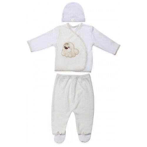 комбинезон глория смэл звездочет размер 62 молочный Комплект одежды Глория Смэл размер 62, бежевый