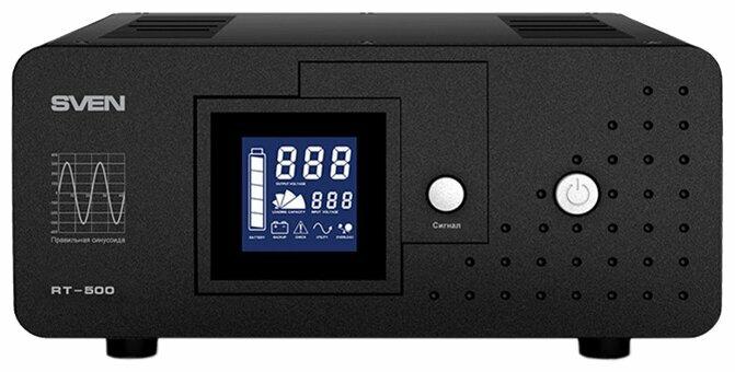 Интерактивный ИБП SVEN RT-500
