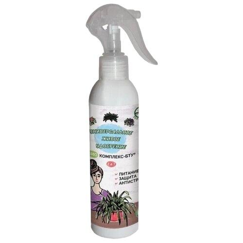 Удобрение Экодачник Спрей для комнатных и садовых растений Биокомплекс-БТУ 0.25 л