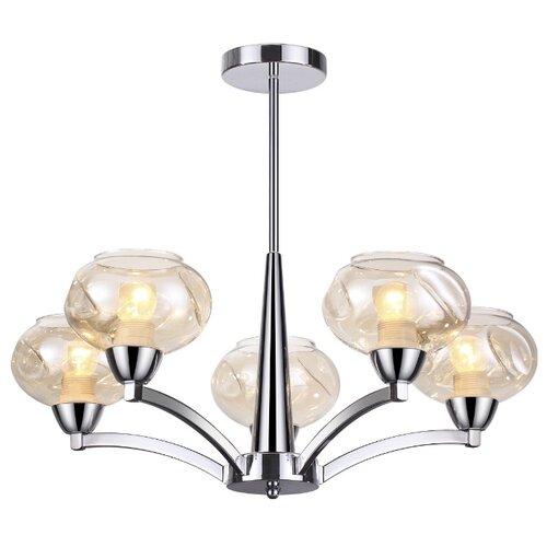 Люстра Lumion Gretta 4443/5C, E27, 300 Вт люстра lumion olivia 3791 5c e27 300 вт