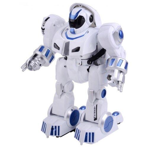 Фото - Робот Zhorya Пультовод ZYB-B2842 белый радиоуправляемый робот zhorya интерактивный белый кот 2059