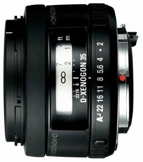 Объектив Samsung D-XENOGON 35mm f/2.0 (EZ-DLENS017/E1)