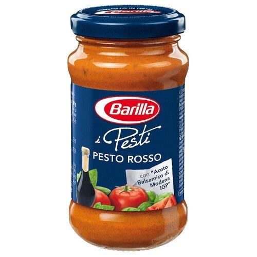 Соус Barilla Pesto rosso, 200 г соус barilla napoletana 400 г
