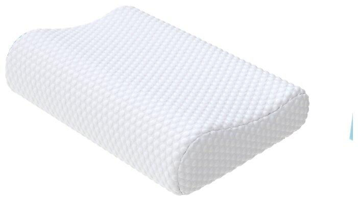 Купить Подушка Орматек UniSleep 50 х 37 см белый по низкой цене с доставкой из Яндекс.Маркета (бывший Беру) - Как выжить этой зимой