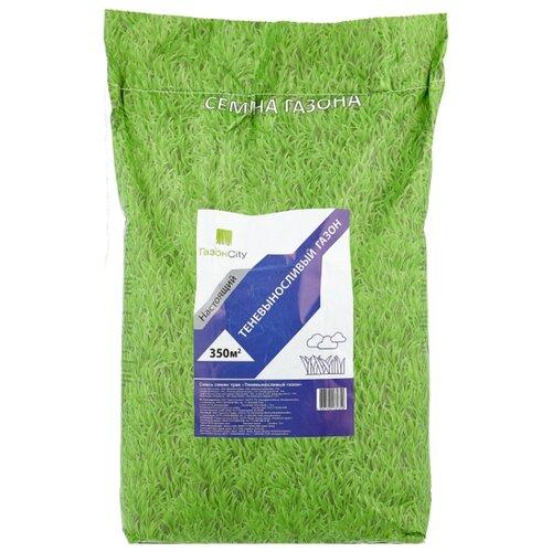 Смесь семян для газона ГазонCity Настоящий Теневыносливый газон, 10 кг