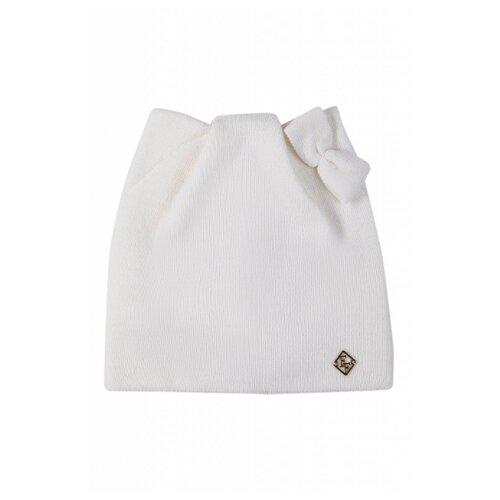 Шапка FiNN FLARE размер 6-13 (54), белый, Головные уборы  - купить со скидкой