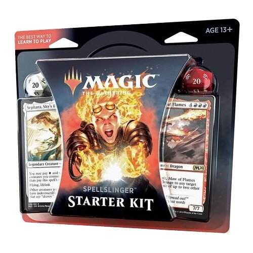 Настольная игра Wizards of the Coast MTG Spellsinger Starter Kit 2020 fridays with the wizards
