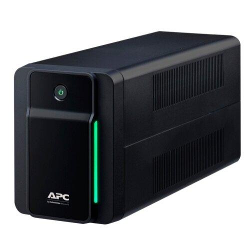 Интерактивный ИБП APC by Schneider Electric Back-UPS BX750MI черный