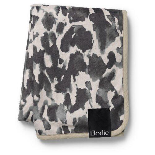 Купить Плед Elodie Wild Paris 100х75 см серый, Покрывала, подушки, одеяла