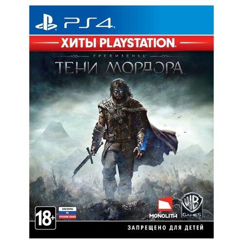 Игра для PlayStation 4 Средиземье: Тени Мордора. Хиты PlayStation