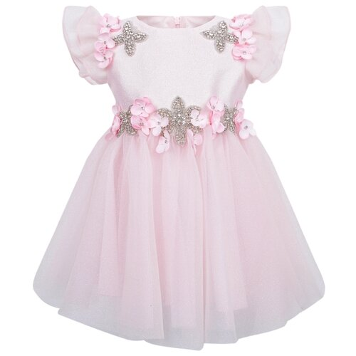 Платье Lesy размер 92, розовый