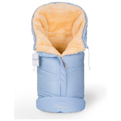 Купить Конверт-мешок Esspero Sleeping Bag 90 см blue mountain, Конверты и спальные мешки