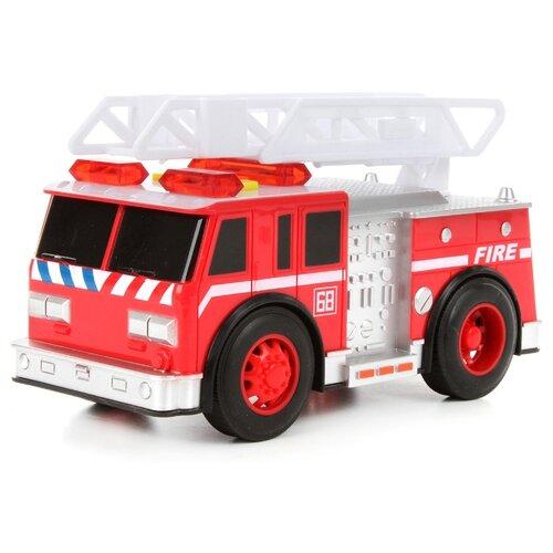 Купить Пожарный автомобиль Yako 86726 18 см красный, Машинки и техника