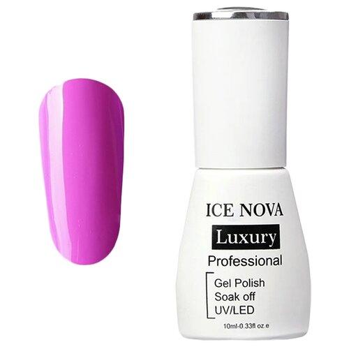 Купить Гель-лак для ногтей ICE NOVA Luxury Professional, 10 мл, 031 fucsia