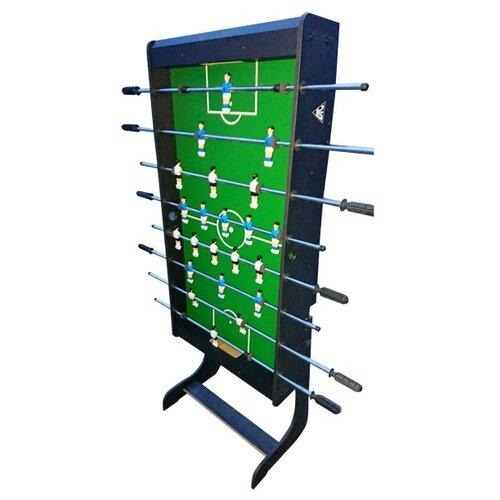 Игровой стол для футбола DFC St.Pauli HM-ST-48301 черный/синий игровой стол для футбола dfc santos es st 3620 черный желтый