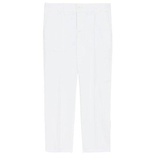 Купить Брюки EMPORIO ARMANI размер 152, 10100 белый