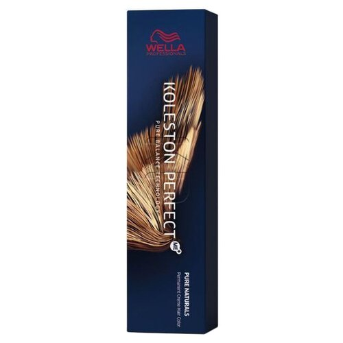 Wella Professionals Koleston Perfect Me+ Rich Naturals Краска для волос, 60 мл, 6/1 Древесный дымКраска<br>