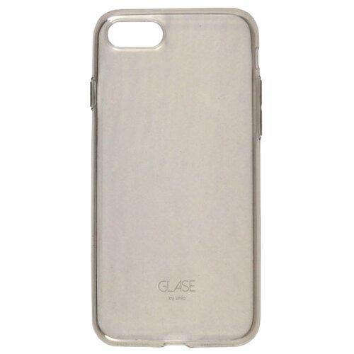 Чехол Uniq Glase для Apple iPhone 7/iPhone 8 white smoke чехол uniq marbre для apple iphone 7 8 white