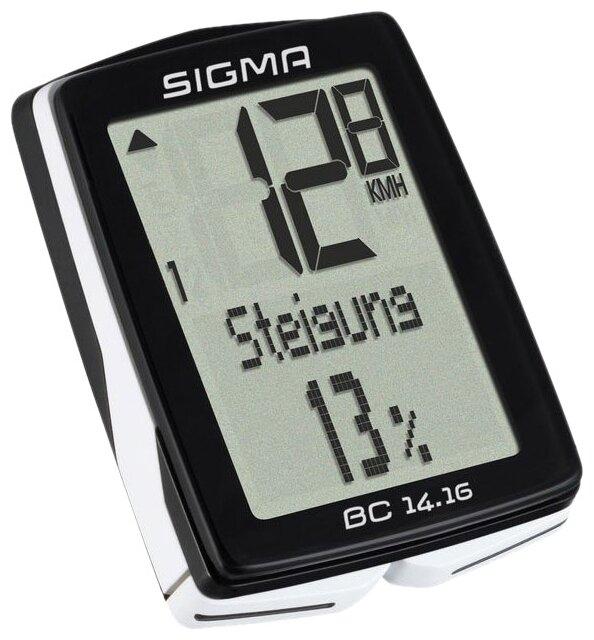 Велокомпьютер SIGMA BC 14.16