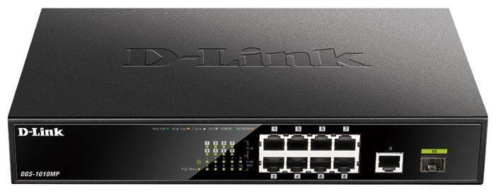 Коммутатор D-link DGS-1010MP